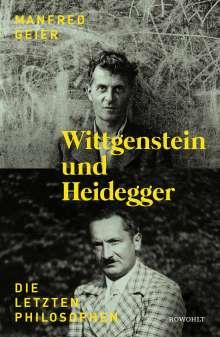 Manfred Geier: Wittgenstein und Heidegger, Buch
