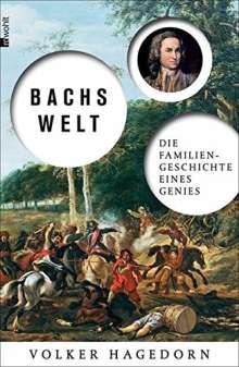 Volker Hagedorn: Bachs Welt, Buch