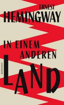 Ernest Hemingway: In einem anderen Land, Buch