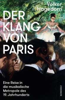 Volker Hagedorn: Der Klang von Paris, Buch