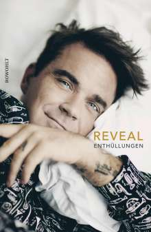 Chris Heath: Reveal: Robbie Williams, Buch