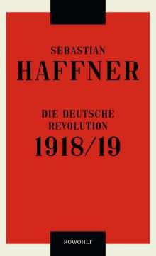 Sebastian Haffner: Die deutsche Revolution 1918/19, Buch