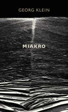 Georg Klein: Miakro, Buch