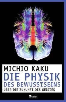 Michio Kaku: Die Physik des Bewusstseins, Buch