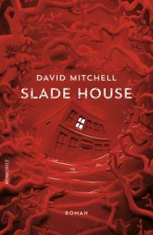 David Mitchell: Slade House, Buch