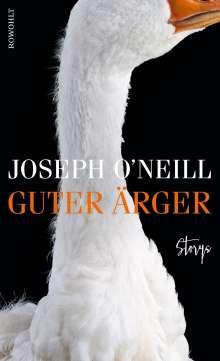 Joseph O'Neill: Guter Ärger, Buch