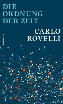 Carlo Rovelli: Die Ordnung der Zeit, Buch