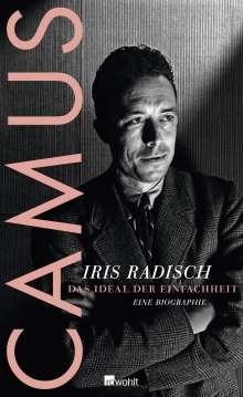 Iris Radisch: Camus, Buch