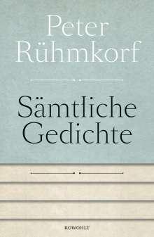 Peter Rühmkorf: Sämtliche Gedichte 1956 - 2008, Buch