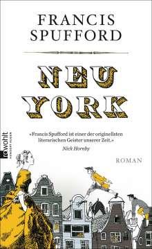 Francis Spufford: Neu-York, Buch