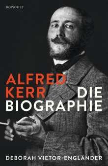 Deborah Vietor-Engländer: Alfred Kerr, Buch