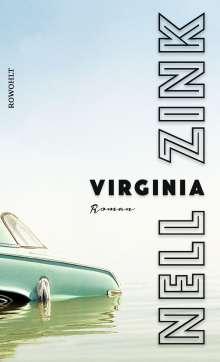 Nell Zink: Virginia, Buch