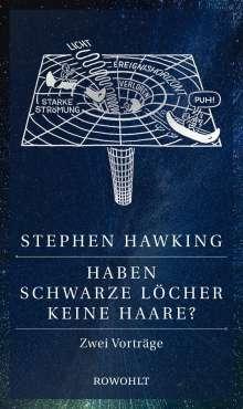 Stephen Hawking: Haben Schwarze Löcher keine Haare?, Buch