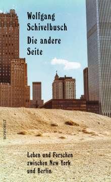 Wolfgang Schivelbusch: Die andere Seite, Buch
