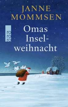 Janne Mommsen: Omas Inselweihnacht, Buch