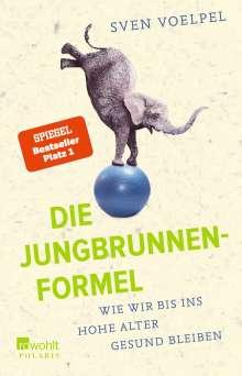 Sven Voelpel: Die Jungbrunnen-Formel, Buch