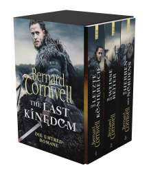 Bernard Cornwell: The Last Kingdom, 3 Bücher