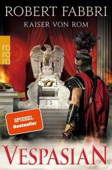 Robert Fabbri: Vespasian: Kaiser von Rom, Buch