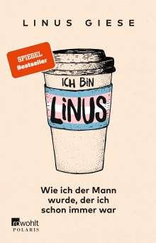Linus Giese: Endlich Linus, Buch