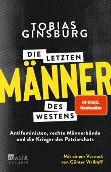 Tobias Ginsburg: Die letzten Männer des Westens, Buch