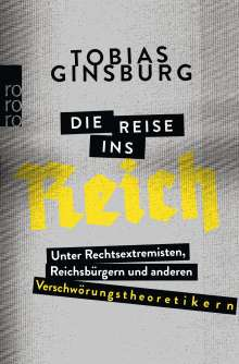 Tobias Ginsburg: Die Reise ins Reich, Buch