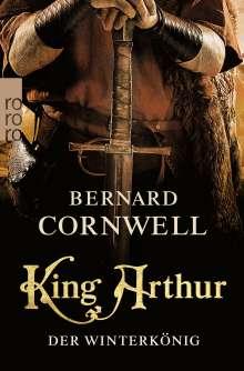 Bernard Cornwell: King Arthur: Der Winterkönig, Buch