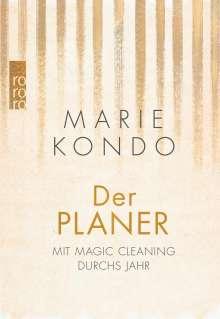 Marie Kondo: Der Planer, Buch
