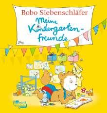 Markus Osterwalder: Bobo Siebenschläfer: Meine Kindergartenfreunde, Buch