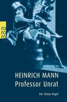 Heinrich Mann: Professor Unrat, Buch