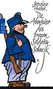 Jaroslav Hasek: Die Abenteuer des braven Soldaten Schwejk. Bd.1, Buch