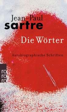 Jean-Paul Sartre: Die Wörter, Buch