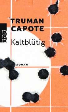 Truman Capote: Kaltblütig, Buch