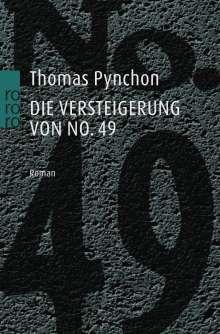 Thomas Pynchon: Die Versteigerung von No. 49, Buch