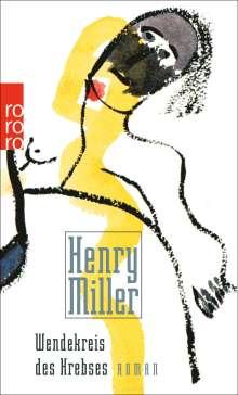 Henry Miller: Wendekreis des Krebses, Buch