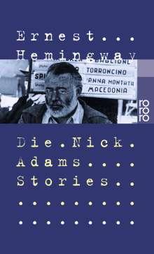 Ernest Hemingway: Die Nick Adams Stories, Buch