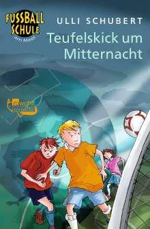 Ulli Schubert: Teufelskick um Mitternacht, Buch