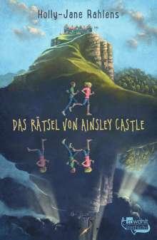 Holly-Jane Rahlens: Das Rätsel von Ainsley Castle, Buch