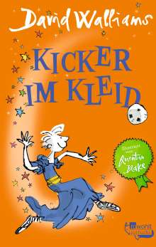 David Walliams: Kicker im Kleid, Buch