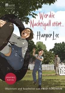 Harper Lee: Wer die Nachtigall stört ... Graphic Novel, Buch