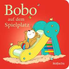 Markus Osterwalder: Bobo auf dem Spielplatz, Buch