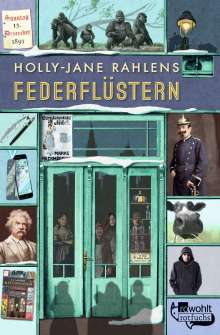 Holly-Jane Rahlens: Federflüstern, Buch