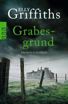 Elly Griffiths: Grabesgrund, Buch