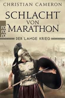 Christian Cameron: Der Lange Krieg: Schlacht von Marathon, Buch