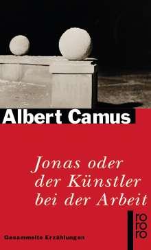 Albert Camus: Jonas oder der Künstler bei der Arbeit, Buch