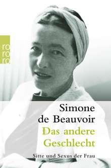 Simone de Beauvoir: Das andere Geschlecht, Buch
