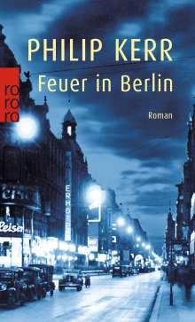 Philip Kerr: Feuer in Berlin, Buch