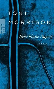 Toni Morrison: Sehr blaue Augen, Buch