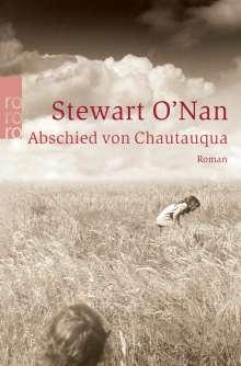 Stewart O'Nan: Abschied von Chautauqua, Buch