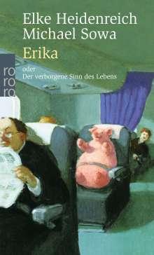 Elke Heidenreich: Erika, Buch