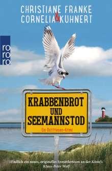 Christiane Franke: Krabbenbrot und Seemannstod, Buch